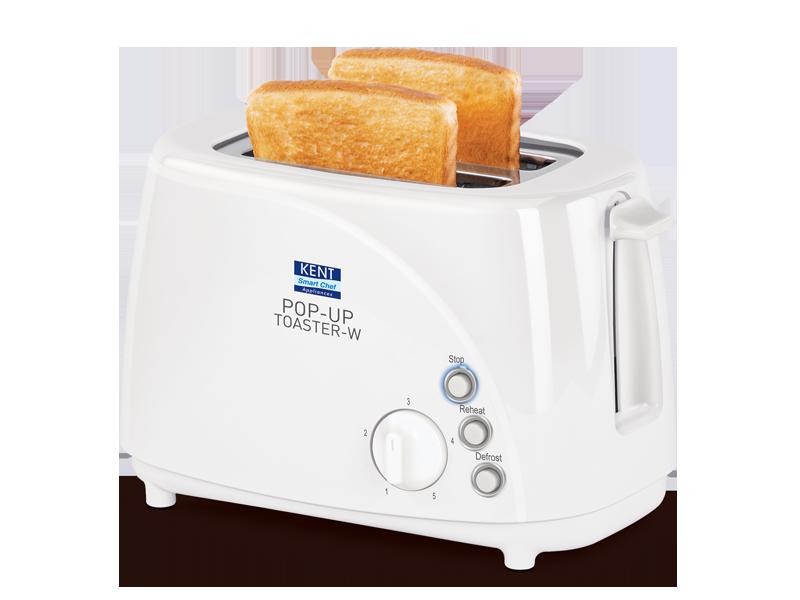 KENT Pop-up Toaster-W