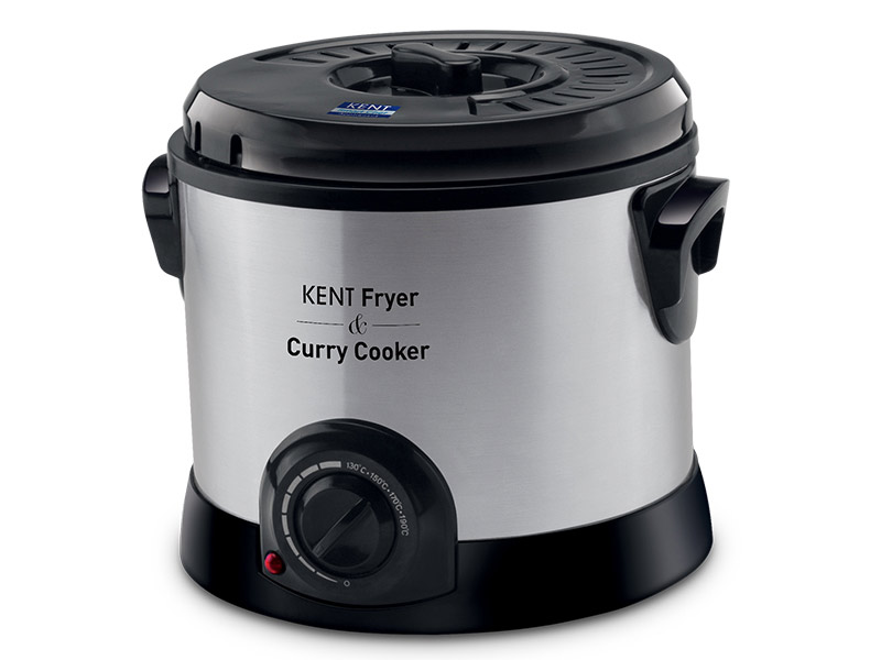 Kent Electric Fryer & Curry Cooker