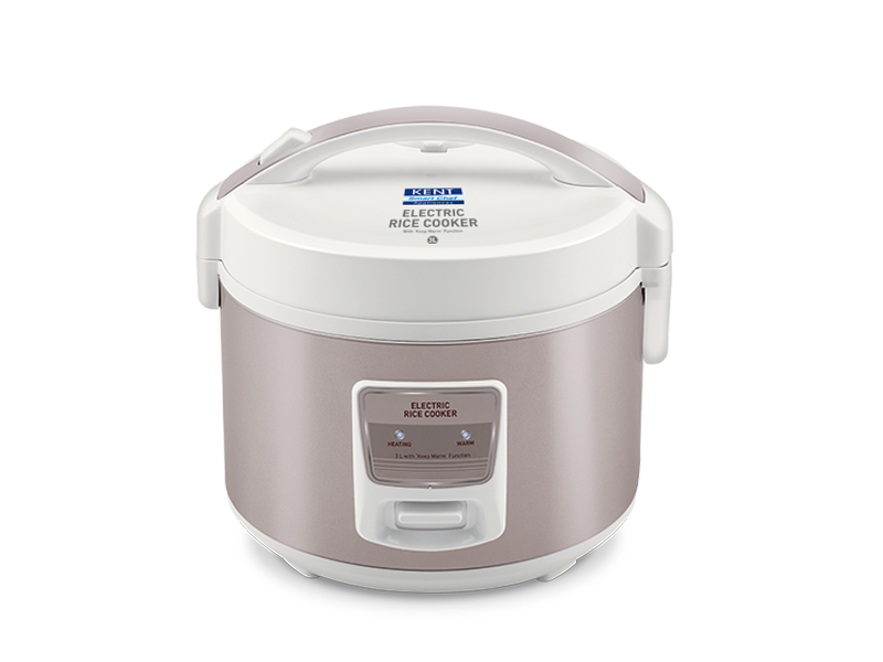 Kent Electric Electric Rice Cooker 3 ltr