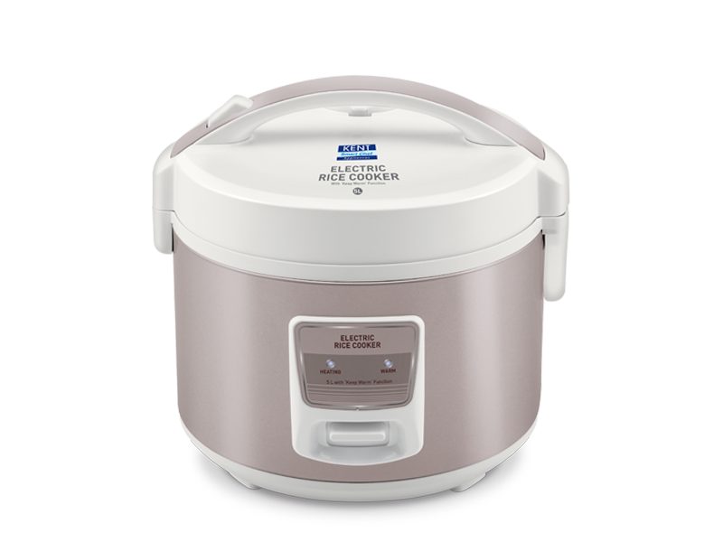 Kent Electric Electric Rice Cooker 5 ltr