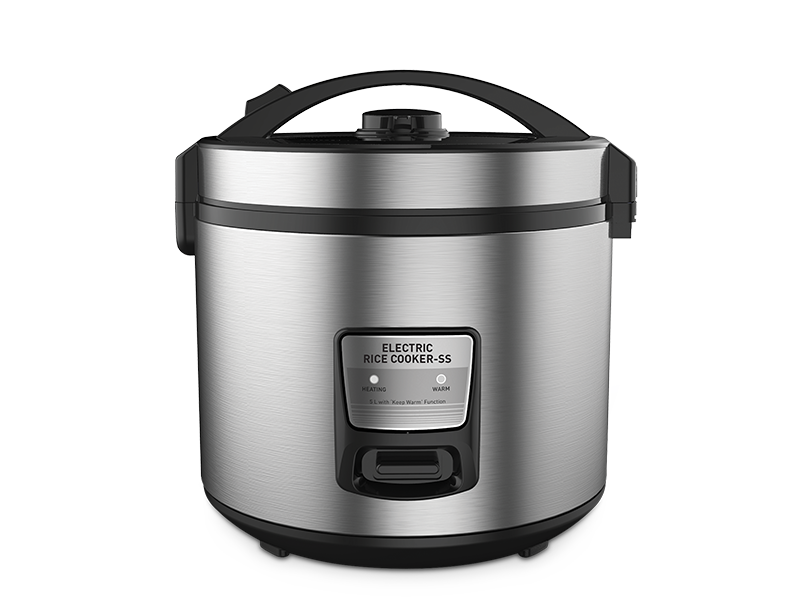 Kent Stainless Steel Electric Rice Cooker