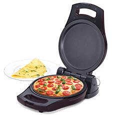 Cooking Appliance - Pizza Maker and Omelette Maker