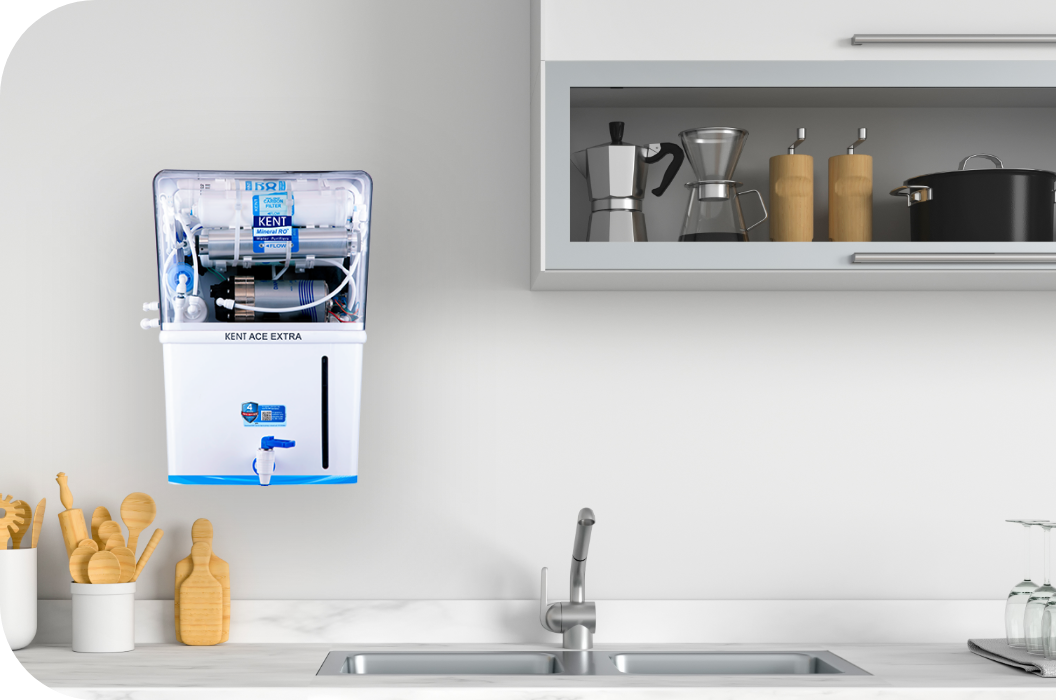KENT Ace Extra RO Water Purifier