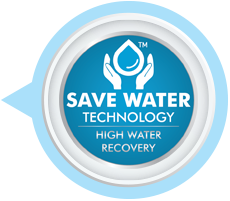 Save Water Technology - RO Recovery >50%""
