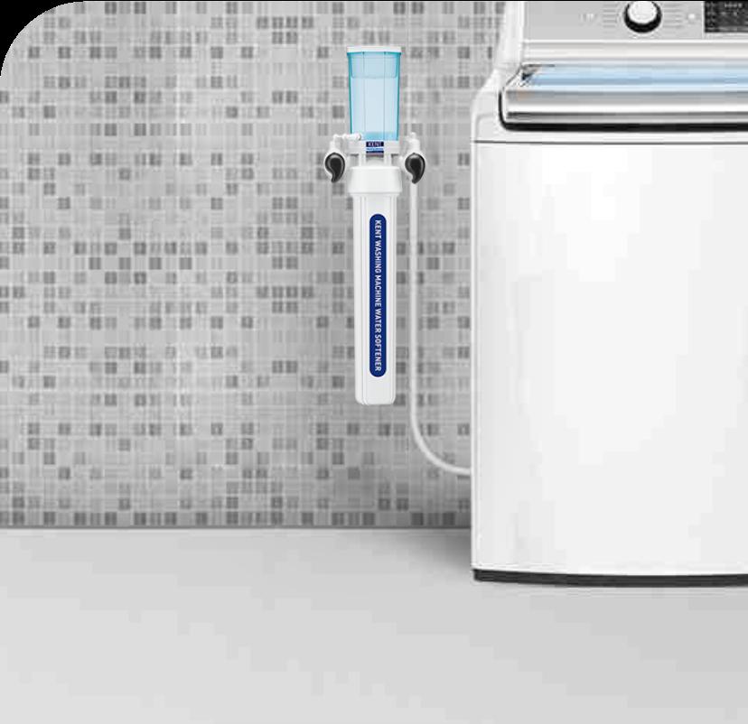 KENT Washing Machine Water Softener