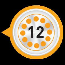 12 Preset Functions