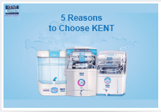 KENT's Mineral RO Purifiers Demo Video