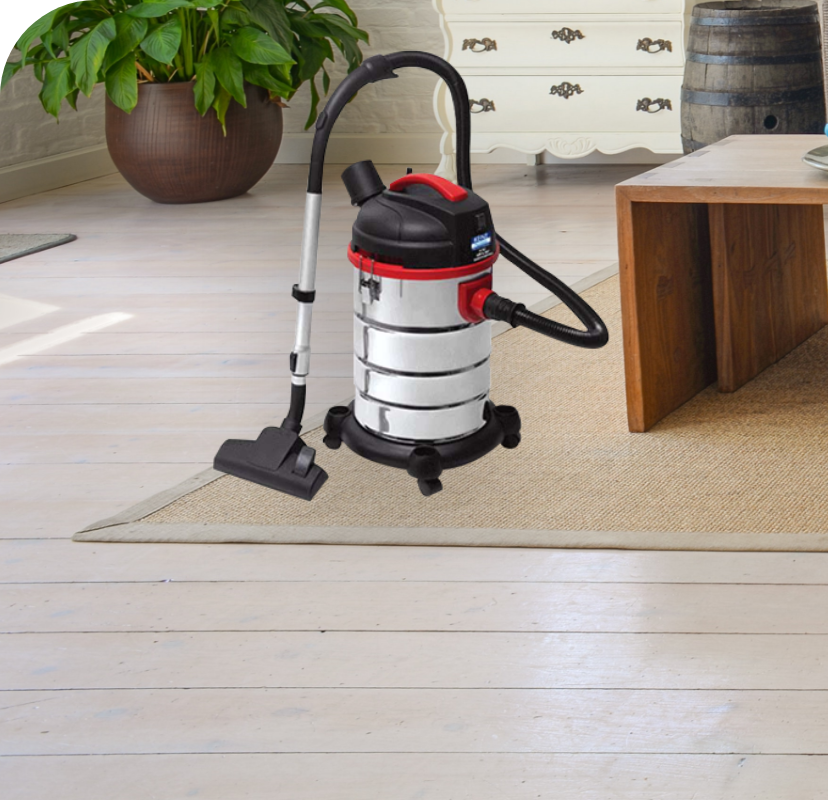 KENT Wet and Dry Vacuum Cleaner 30L