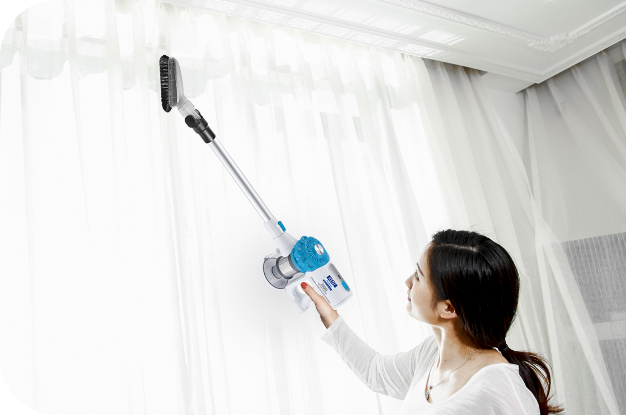 KENT Zoom Vacuum Cleaner for Home