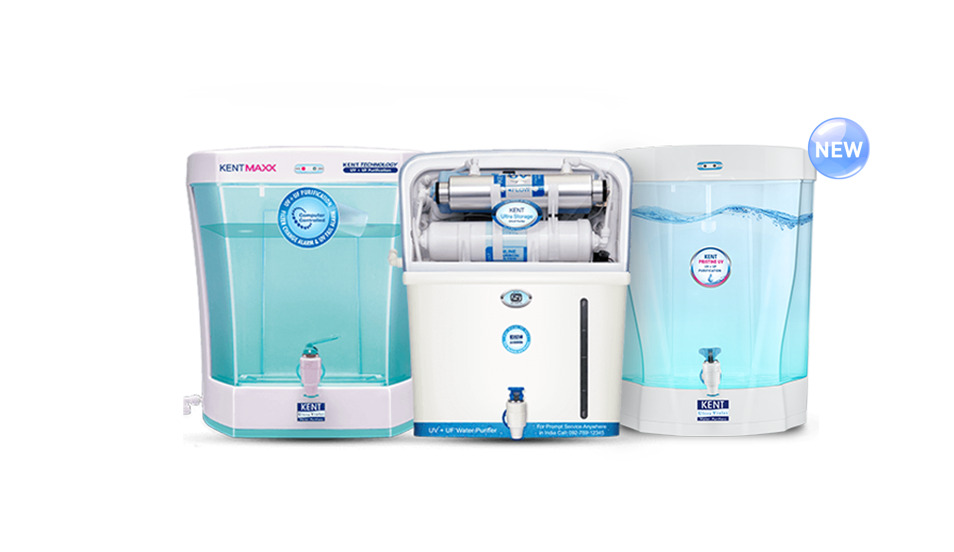 KENT UV Water Purifiers