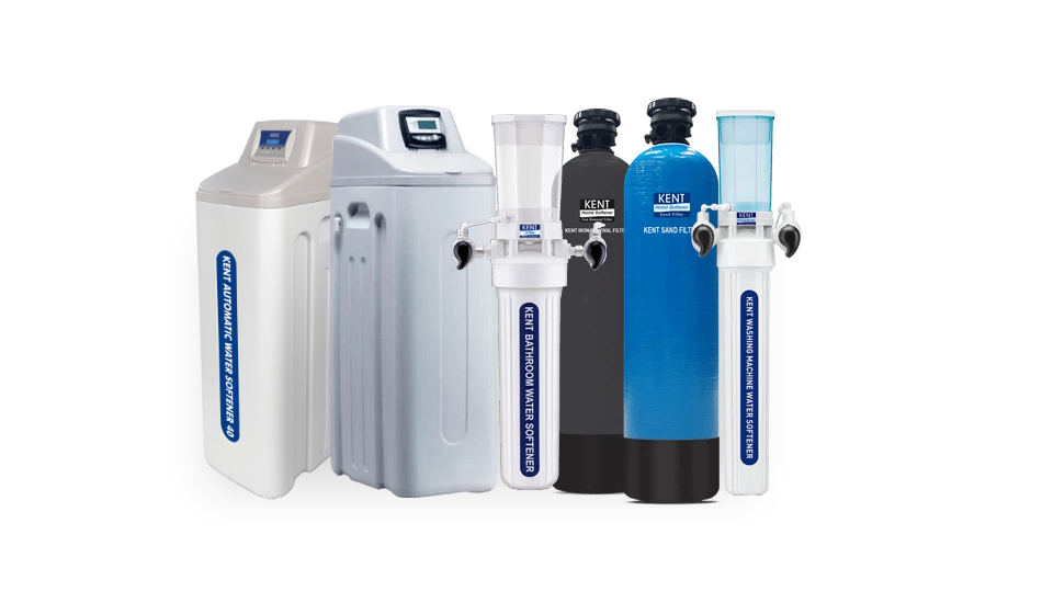 KENT Fully Automatic Water Softeners